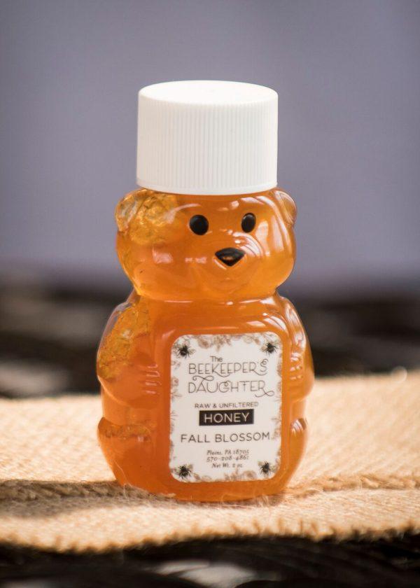 Fall Blossom - 2oz Mini Bear