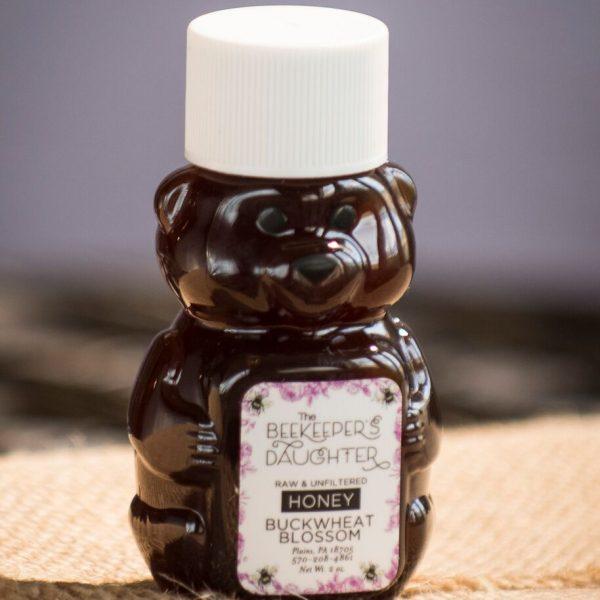 Buckwheat Blossom - 2oz Mini Bear