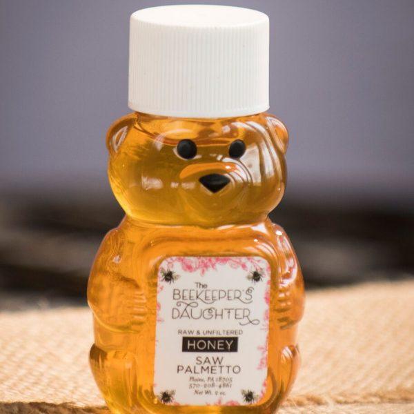 Saw Palmetto- 2oz Mini Bear