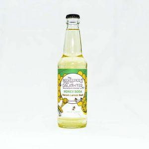 venom lemon basil honey soda